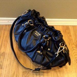 Prada Crossbody Shoulder Bag